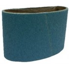 "8"" Blue Zirconia Floor Sanding Belts"